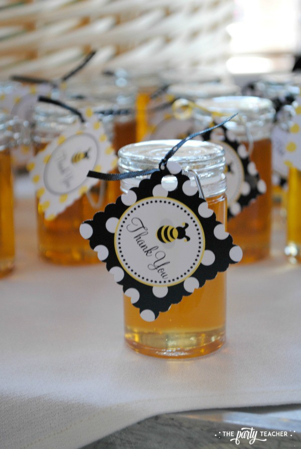 Bee Party by The Party Teacher - Honey Party Favors