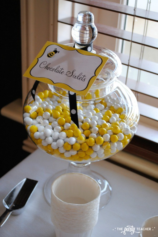 Bee Party by The Party Teacher - Sixlets