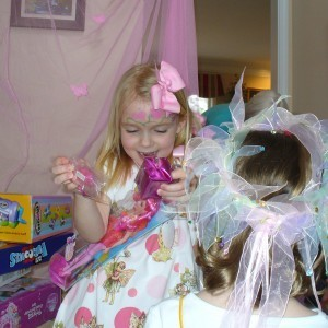 Party Manners: Opening Presents