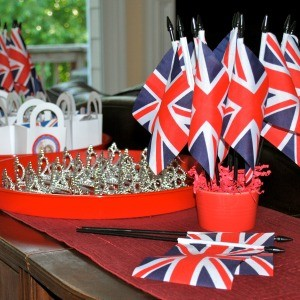 My Parties: Royal Wedding Viewing Party