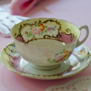 My Parties: Vintage Tea Party – Part 1