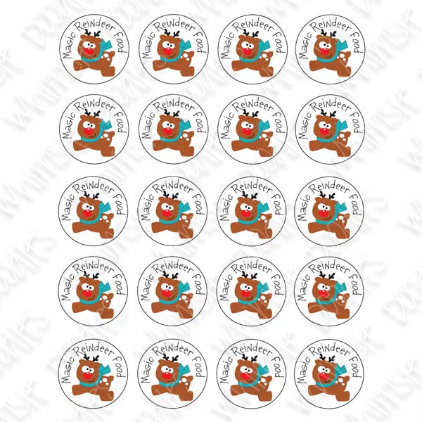 image relating to Printable Reindeer Food Tags named Freebie Friday: Reindeer Meals Tags No cost Printables