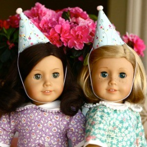 Guest Party: 1930s American Girl Doll Party