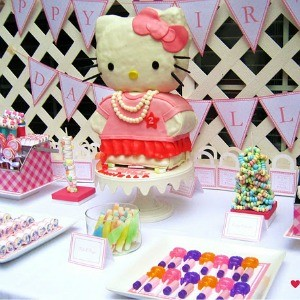 Guest Party: Hello Kitty 2nd Birthday Party