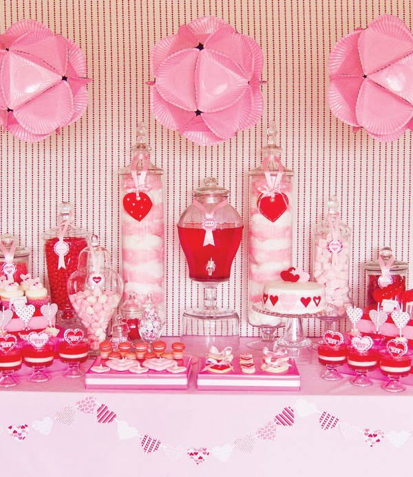 Pinterest: Favorite Valentineu0027s Parties, Ideas