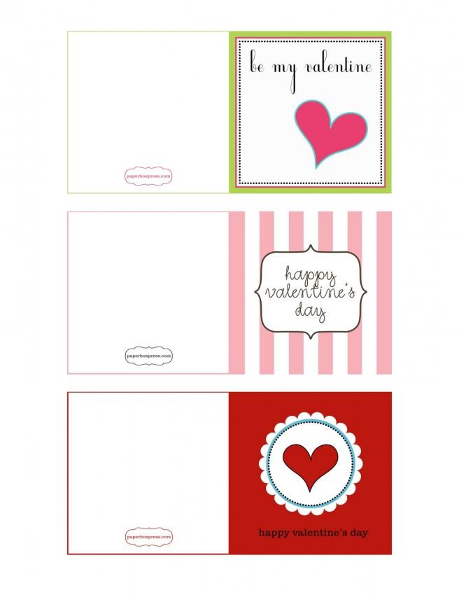 FF Paperbox Press Valentine's