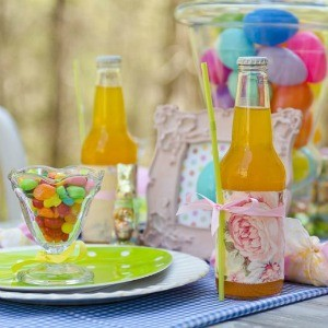 My Parties: Shabby Chic Easter Party