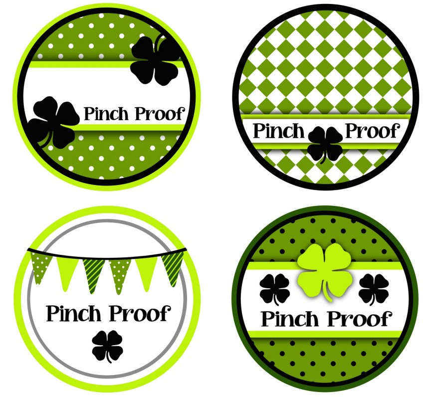 FF Darling Doodles Pinch Proof Tags