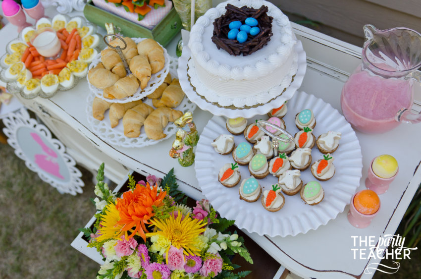 Shabby Chic Easter Party by The Party Teacher-113