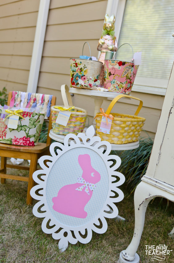 Shabby Chic Easter Party by The Party Teacher-117