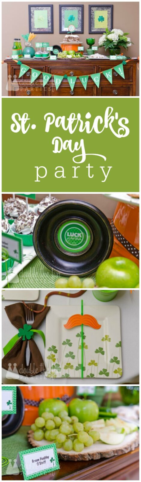 St Patricks Day Party by The Party Teacher
