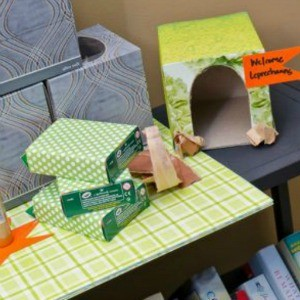 Tutorial: Crafting Leprechaun Houses