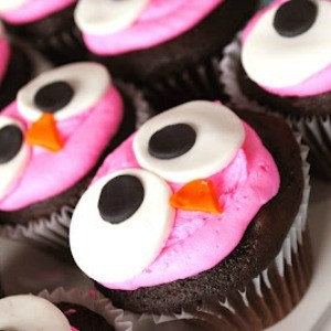 Guest Party: Owl Baby Shower