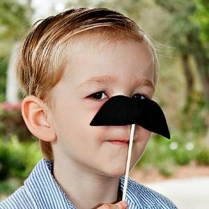 Guest Party: Little Man Mustache Bash