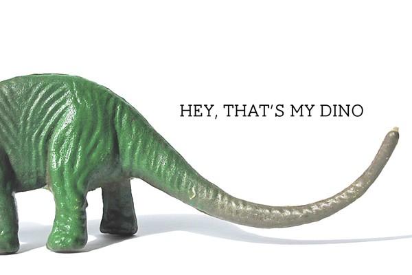 FF Little Lovely Dinosaur