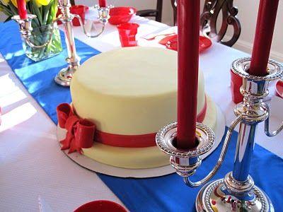 Madeline Hat Cake