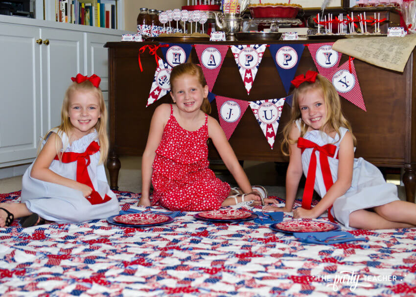 4th of July Party by The Party Teacher - 37