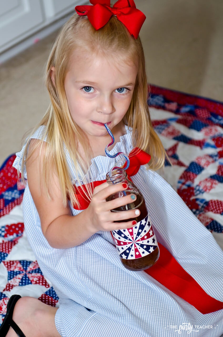 4th of July Party by The Party Teacher