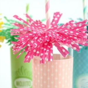 Inspiration: Cupcake Liner Crafts