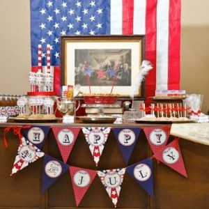My Parties: 4th of July & Printables Giveaway
