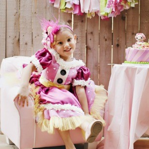 Guest Party: Princess Lalaloopsy Party by Whimsically Detailed