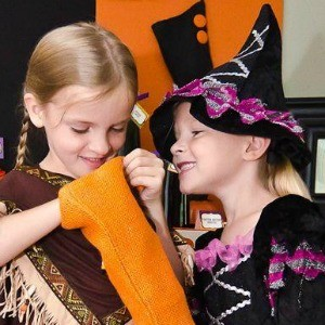My Parties: Halloween Trick or Treat Party – Part 1