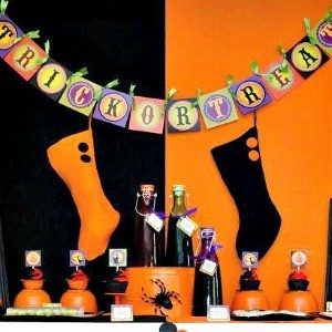 My Parties: Halloween Trick or Treat Party – Part 2