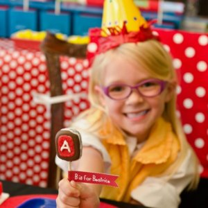 Junie B Jones Birthday Party by The Party Teacher