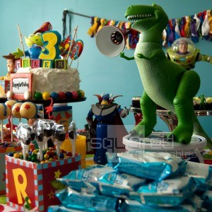 Guest Party: Toy Story Birthday