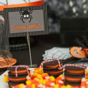 Giveaway: Halloween Printables from Swish Designs