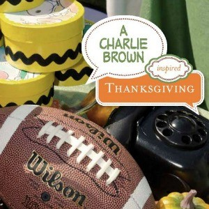 Party Plans: Charlie Brown Thanksgiving Party Plan