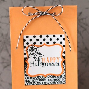 Freebie Friday: Halloween Tag