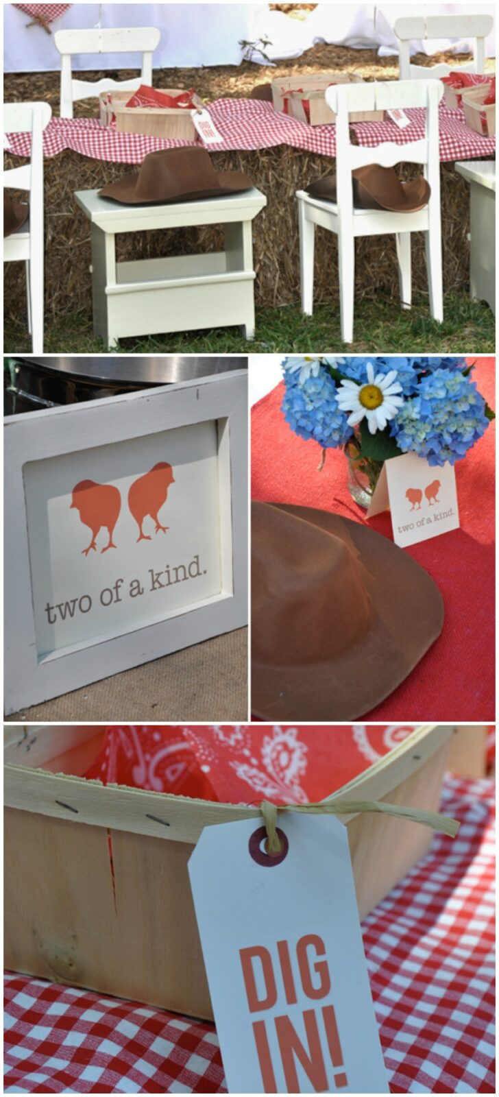 Country farm party by The Little Nook featured on The Party Teacher