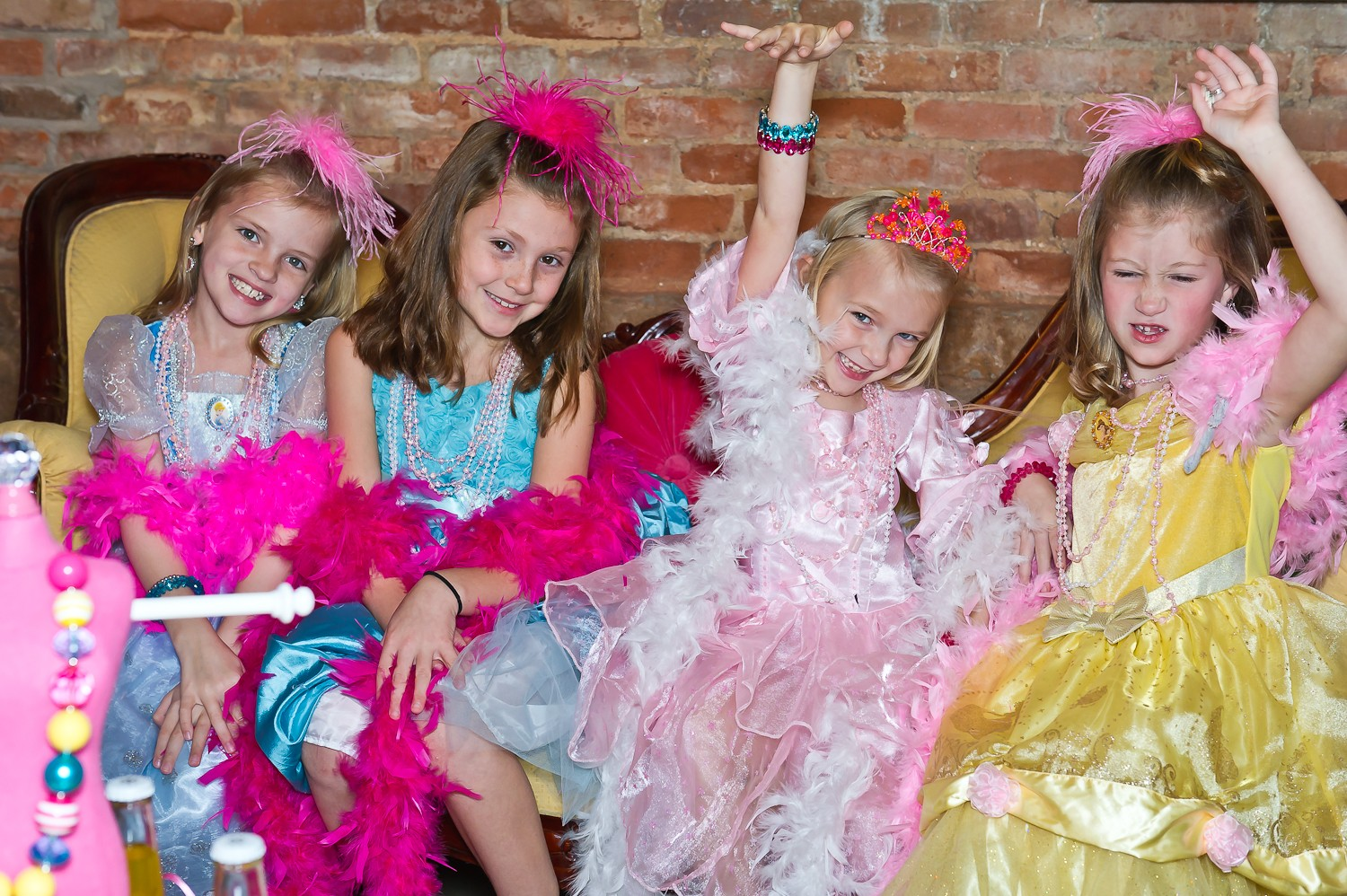 My Parties: Dress-Up Birthday Party