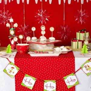 Guest Party: Elf on the Shelf Christmas Party & Printables