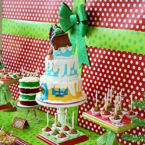 Guest Party: Grinch First Birthday Party
