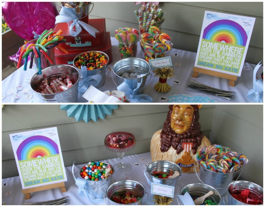 Candy Buffet Collage-2