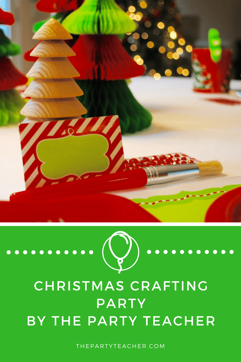 Christmas Crafting Party