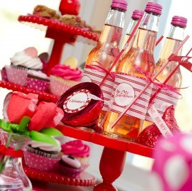 Valentine's SweeTart Party
