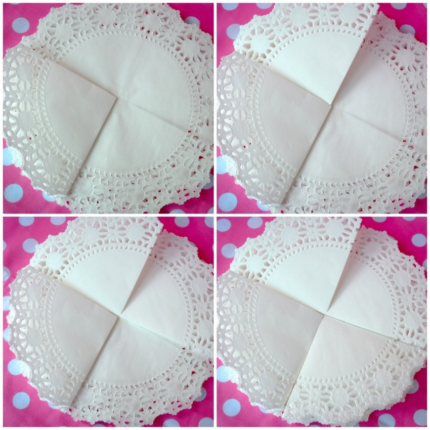 Doily 2 Collage