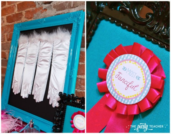 Dress Up Party by The Party Teacher - Accessories