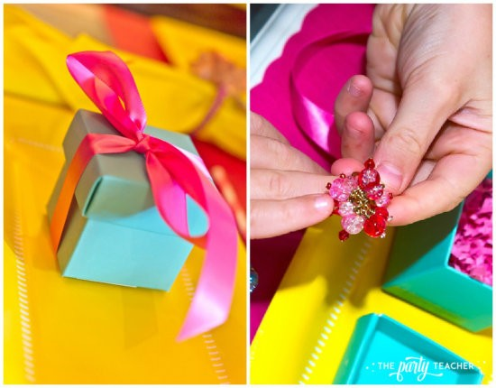 Dress Up Party by The Party Teacher - Ring Party Favor