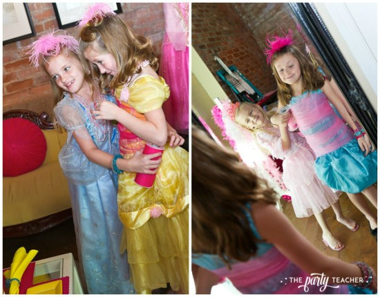 Dress Up Party by The Party Teacher - Tulle Dress Making Activity