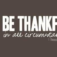 FFs Bonjour Be Thankful