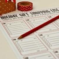 FFs Christmas Planner Delovely Details