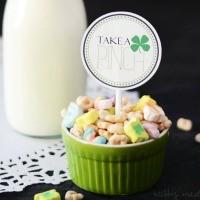 FFs Hazelfly St. Patrick's Day