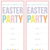 FFs I Share Printables Easter
