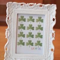 FFs LandeeLu St. Patrick's Day