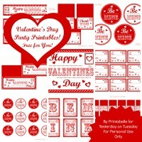 FFs Printabelle Valentine