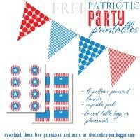 FFs The Celebration Shoppe July 4th